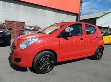 Foto venta Auto usado Suzuki Celerio GA  (2011) color Rojo precio $2.200.000