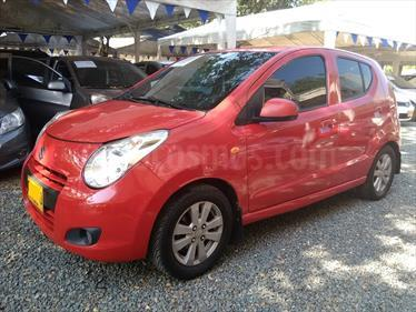 Foto venta Carro Usado Suzuki Celerio GLX A/c (2013) color Rojo precio $23.500.000