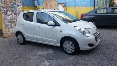 Foto venta Auto usado Suzuki Celerio GLX  (2013) color Blanco Perla precio $4.000.000