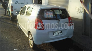 Foto venta Auto usado Suzuki Celerio GLX  (2013) color Blanco precio $3.800.000