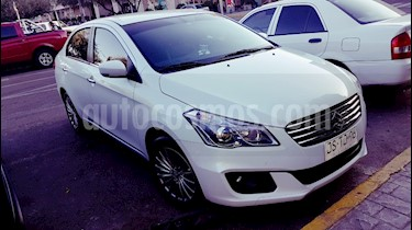 Suzuki Ciaz 1.4L GLX usado (2017) color Blanco Perla precio $7.890.000