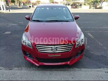 Foto venta Auto usado Suzuki Ciaz RS Aut (2018) color Rojo Cerezo precio $265,000
