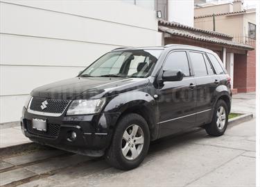 Suzuki Grand Nomade 2.0 4X2 5P usado (2009) color Negro precio u$s9,200