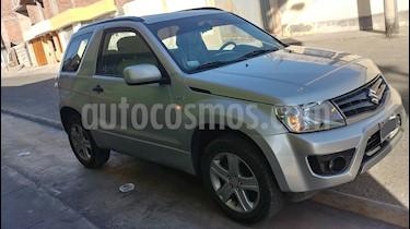 Suzuki Grand Vitara 1.6L Full usado (2009) color Plata precio u$s11,000
