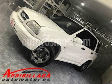 Foto venta Auto Usado Suzuki Grand Vitara 2.0 5P (1999) color Blanco precio $195.000
