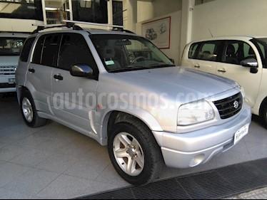 Foto venta Auto Usado Suzuki Grand Vitara 2.0 5P (2003) color Gris precio $198.000