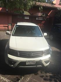 Foto venta Auto Usado Suzuki Grand Vitara GL (2013) color Blanco precio $183,000