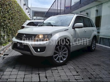 Foto venta Auto Usado Suzuki Grand Vitara GL (2013) color Blanco precio $200,000