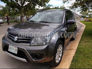 Foto venta Auto Seminuevo Suzuki Grand Vitara GL (2014) color Gris precio $185,700