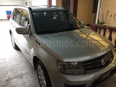 Foto venta Auto Usado Suzuki Grand Vitara GLS (2013) color Plata Metalico precio $190,000