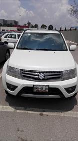 Foto venta Auto Usado Suzuki Grand Vitara GLS (2013) color Blanco Perla precio $220,000
