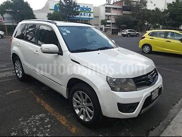 Foto venta Auto Usado Suzuki Grand Vitara GLS (2013) color Blanco Perla precio $185,000