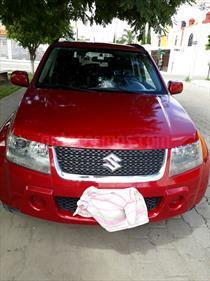 Foto venta Auto Usado Suzuki Grand Vitara L4 GL (2009) color Rojo precio $130,000