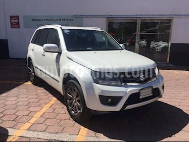 Foto venta Auto Seminuevo Suzuki Grand Vitara Special (2015) color Blanco Perla precio $227,000