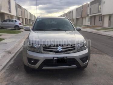 Foto venta Auto usado Suzuki Grand Vitara Special (2017) color Plata precio $325,000