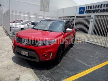 Foto venta Auto Usado Suzuki Grand Vitara Turbo (2017) color Rojo precio $325,000