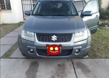 Foto venta Auto Usado Suzuki Grand Vitara V6 GLS (2007) color Gris Acero precio $120,000