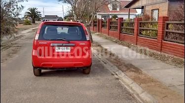 Suzuki Ignis 1.3 GL 2WD Mec 5P usado (2006) color Rojo precio $2.990.000