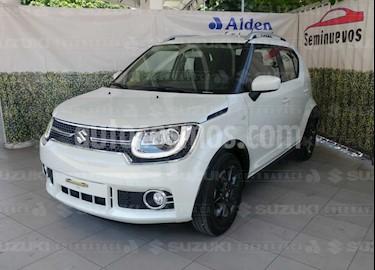 Foto venta Auto Seminuevo Suzuki Ignis GLX Aut (2018) color Blanco precio $235,000