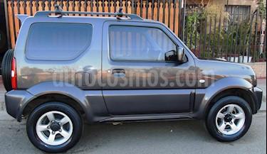 Foto venta Auto usado Suzuki Jimny 1.3L JLX Sport Ac Plus (2013) color Gris Oscuro precio $6.280.000