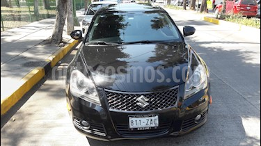 Foto venta Auto usado Suzuki Kizashi GLS  (2013) color Negro precio $160,000