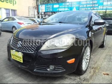 Foto venta Auto Seminuevo Suzuki Kizashi GLS (2011) color Negro precio $145,000
