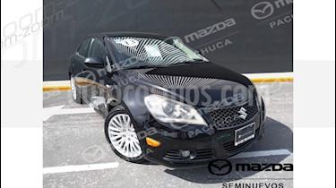 Foto venta Auto Usado Suzuki Kizashi GLX Aut (2013) color Negro precio $160,000