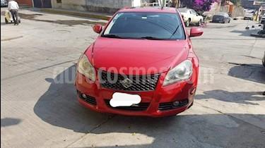 Foto venta Auto usado Suzuki Kizashi GLX Aut (2013) color Rojo precio $165,000