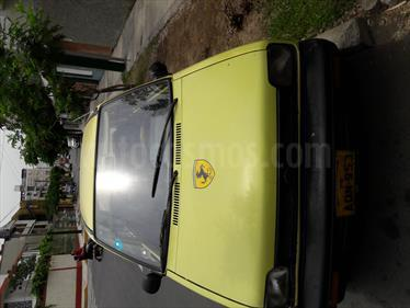 Suzuki Maruti  City 800 usado (1998) color Amarillo precio u$s1,399