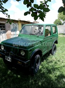 Foto venta Auto usado Suzuki Maruti Pick-up (1989) color Verde precio $160.000