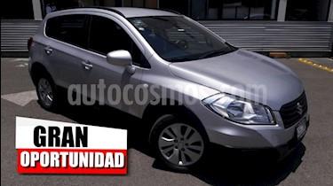 Foto venta Auto Seminuevo Suzuki S-Cross GL Aut (2014) color Plata precio $168,000