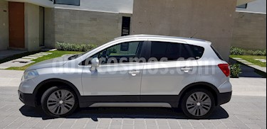 Foto venta Auto Seminuevo Suzuki S-Cross GLX Aut (2014) color Plata Paladio precio $170,000