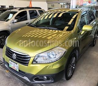 Foto venta Auto Seminuevo Suzuki S-Cross GLX Aut (2015) color Verde Metalico precio $243,000