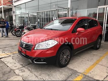 Foto venta Auto Seminuevo Suzuki S-Cross GLX Aut (2014) color Rojo precio $200,000