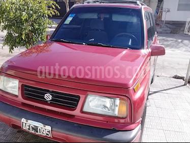 Foto venta Auto usado Suzuki Sidekick JLX 1.6 5P (1995) color Rojo precio $110.000