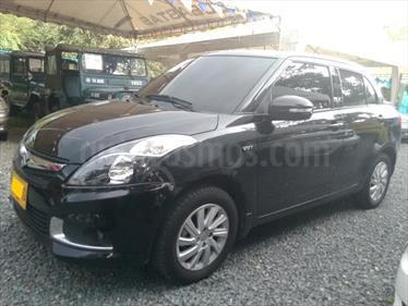 Suzuki Swift Sedan 1.2 DZire GA  usado (2016) color Negro precio $40.500.000