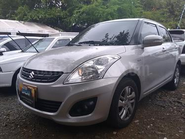 Suzuki Swift Sedan 1.2 DZire GA  usado (2015) color Plata precio $33.000.000