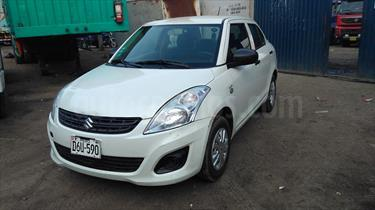 Suzuki Swift Sedan GA usado (2015) color Blanco precio u$s7,500