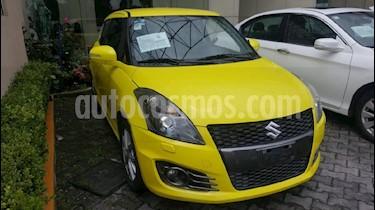 Foto venta Auto Usado Suzuki Swift Sport Sport  (2014) color Amarillo precio $180,000