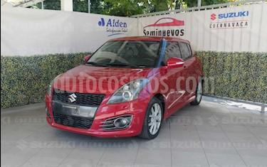 Foto venta Auto Seminuevo Suzuki Swift Sport Sport (2015) color Rojo precio $189,000