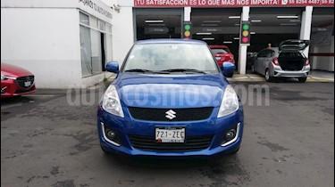 Foto venta Auto Seminuevo Suzuki Swift 1.4L (2014) color Azul Metalico precio $139,000