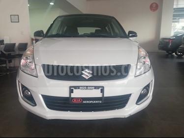 Foto venta Auto Seminuevo Suzuki Swift 1.4L (2015) color Blanco Remix precio $159,000