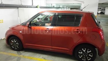 Suzuki Swift 1.5 Aut 5P usado (2009) color Naranja precio u$s6,500