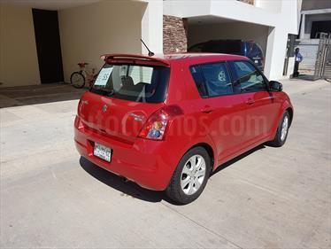 Foto venta Auto Usado Suzuki Swift 1.5L Edicion Aniversario (2011) color Rojo precio $103,000
