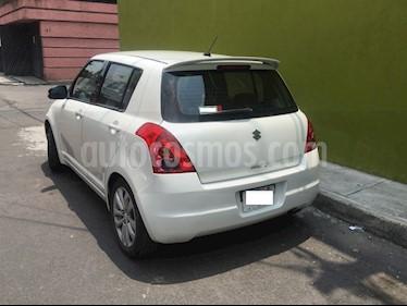 Foto venta Auto Usado Suzuki Swift 1.5L Edicion Aniversario (2011) color Blanco precio $105,000