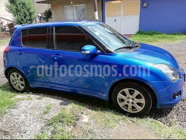 Foto venta Auto usado Suzuki Swift 1.5L Edicion Aniversario (2010) color Azul Aniversario precio $93,500