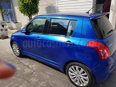 Foto venta Auto Usado Suzuki Swift 1.5L (2010) color Azul Aniversario precio $98,000
