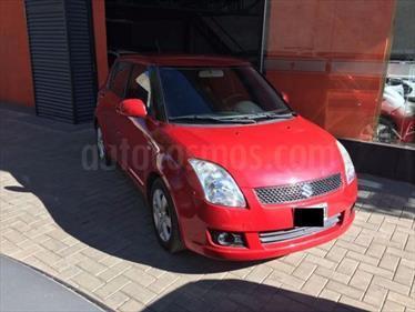 Foto venta Auto Usado Suzuki Swift 5P 1.5L (2009) color Rojo
