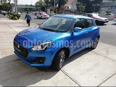 Foto venta Auto Seminuevo Suzuki Swift Booster Jet Aut (2018) color Azul precio $260,000