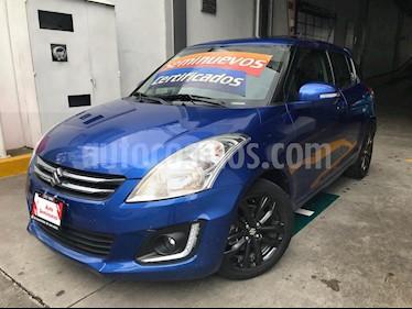 Foto venta Auto Seminuevo Suzuki Swift Edicion Especial Aut (2016) color Azul Rap precio $193,000
